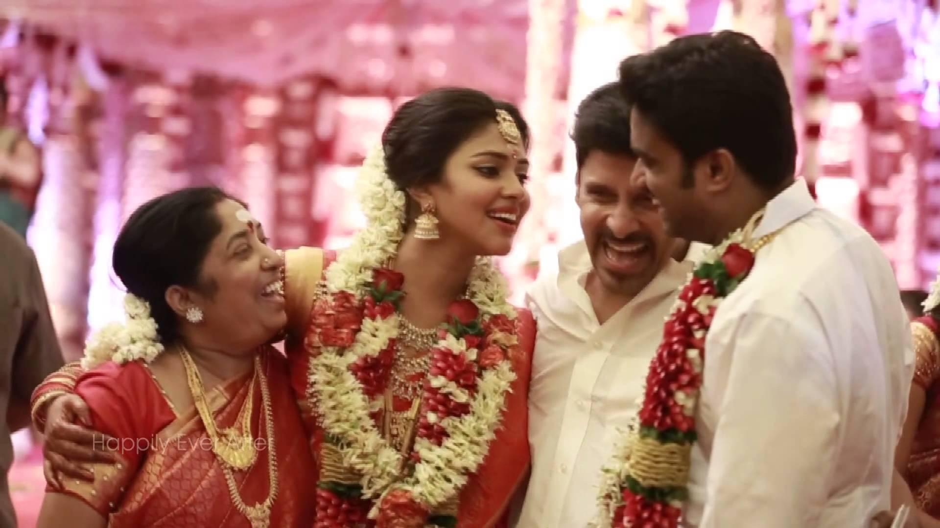 Amala Paul Wedding Pictures
