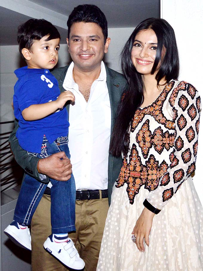 Divya Khosla Kumar Family Background Photos Upcoming Movies