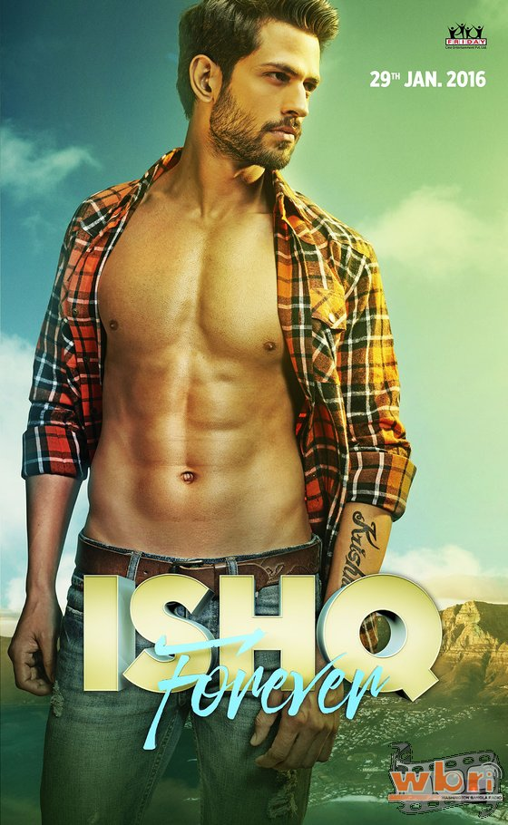 Ishq Forever Movie Ruhi Singh Star Cast Release Date January Songs Poster
