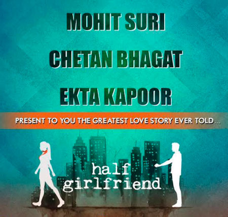 Half Girlfriend Movie 2016 Actor Varun Actress Kriti Poster Film Release Date Story Review