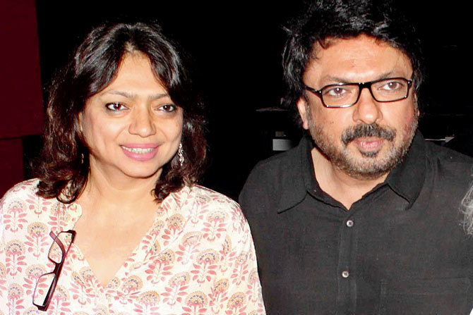 Sanjay Leela Bhansali Family Father Mother Sister Name Upcoming Movies 2018