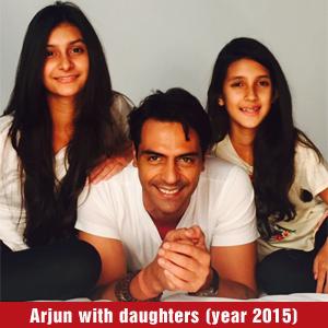 ... wedding year arjun rampal and his wife arjun rampal and his daughters