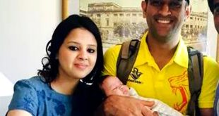 Mahendra Singh Dhoni daughter