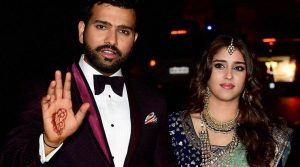 Rohit Sharma Family Background Photos Father And Mother, Wife, Age
