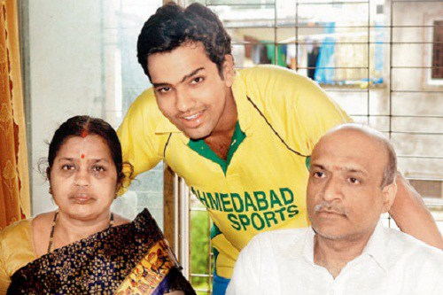 Image result for rohit sharma with his  family