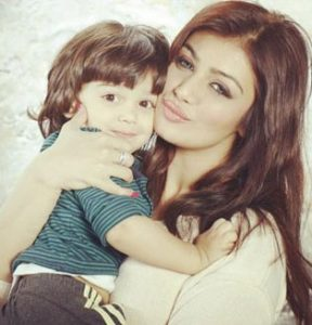 Ayesha Takia's Son Mikail Azmi Photo