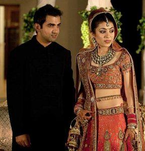 Gautam Gambhir Family Pictures, Wife Natsha Jain