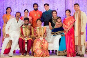 Manchu Manoj Family Pics, Wife, Wedding