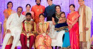 Manchu Manoj Family Pics, Wife, Wedding
