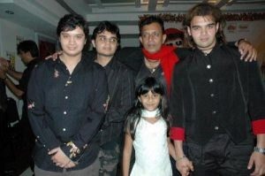 Mithun Chakraborty Family Photos, Sons , Daughter
