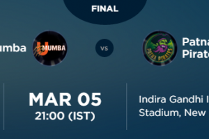 Pro Kabaddi League PKL 2016 Final Live On Star Sports 3, 2, HD 3