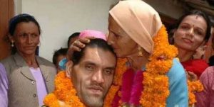 The Great Khali Family Photos, Mother