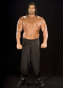 The Great Khali Family Photos, Wife, Father, Mother