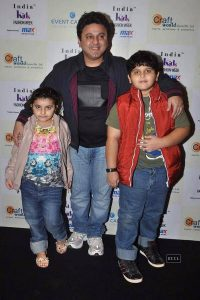 Ali Asgar Family Photo, Wife, Daughter