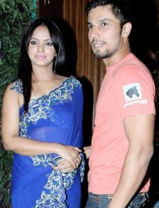Randeep Hooda Family, Wife Photo