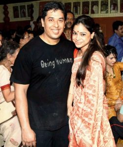 Sumona Chakravarti Husband Name Photo