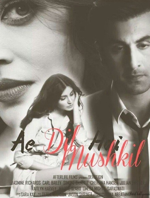 Ae Dil Hai Mushkil 2016 Worldfree4u – Hindi Movie DVDScr HD 720P ESubs