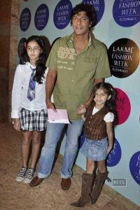 Chunky Pandey Daughters, Son Name, Family Photos