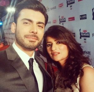 Fawad Khan Wife Name, Family Pics