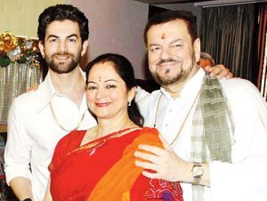 Neil Nitin Mukesh Father And Mother Name, Family Background, Bio