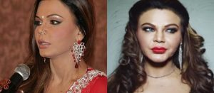 Rakhi Sawant Plastic Surgery Before And After Lip Injections