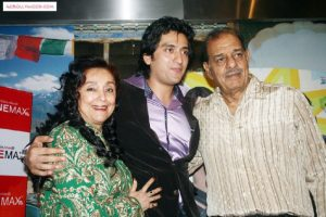 Shaad Randhawa Family, Father and Mother Photo