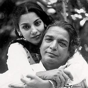 Shabana Azmi Father Name, Family Pictures