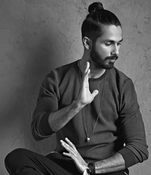 Shahid Kapoor Latest Hairstyle 2018 Photos 1