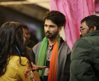 Shahid Kapoor Latest Hairstyle 2018 Photos