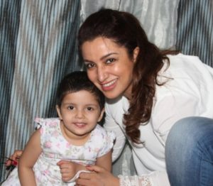 Tisca Chopra Family Photos, Daughter, Name, Pics