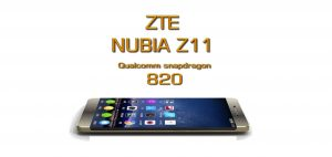 ZTE Nubia Z11 Specification Features Price Release Date in India
