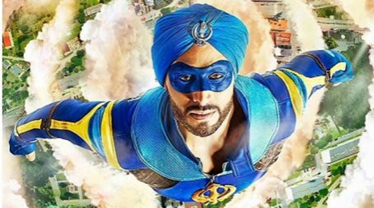 A Flying Jatt Release Date, Cast,Poster In India