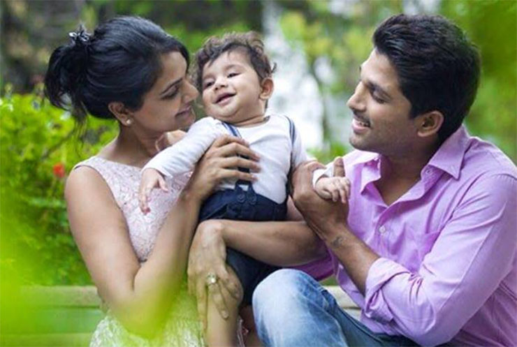Allu Arjun Family, Father Name, Son Pictures, Age