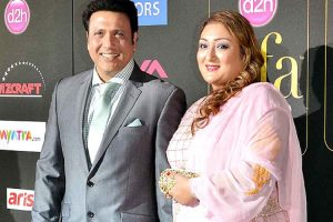 Govinda Full Name, Family, Wife, Daughter, Pictures