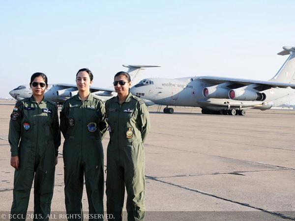 How Can A Woman join Indian IAF