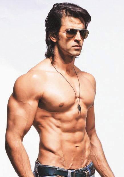 Hrithik Roshan Workout Routine Exercise Bodybuilding