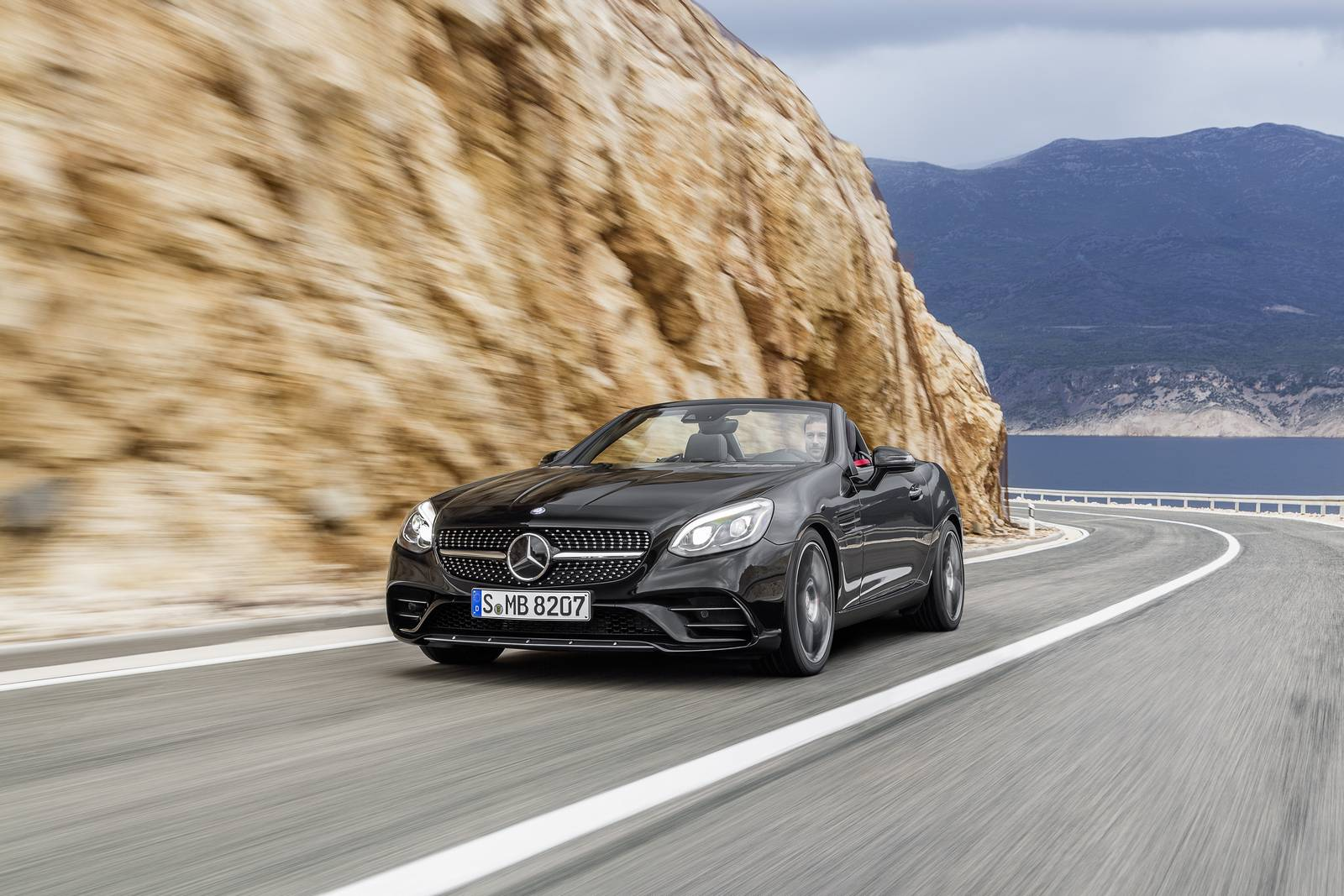 Mercedes-AMG‬‬ SLC 43 price, Specification in India photos