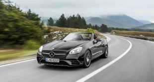 Mercedes-AMG SLC 43 price, Specification photos