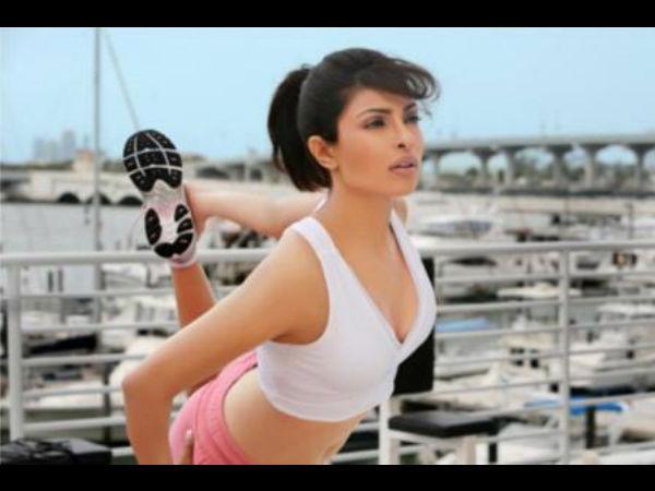 Priyanka Chopra Diet Plan and Exercises Routine