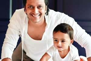Riteish Deshmukh Family Photo Kids, Biography
