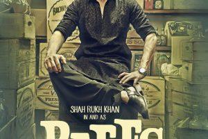 Shahrukh khan New Movie Raees Posters