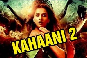 Vidya Balan Upcoming Movie Kahaani 2 Posters