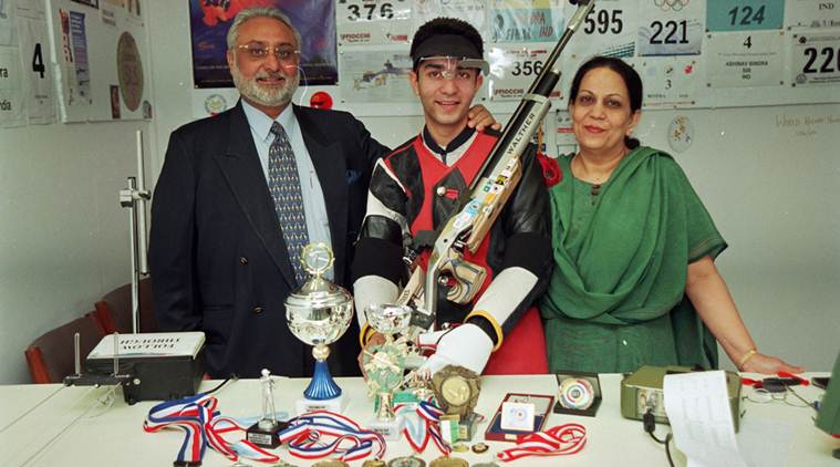 Abhinav Bindra Family Background, Father, Mother, , Biography