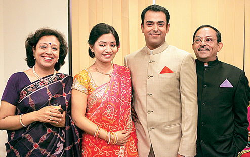 Anirban Lahiri Family Photos, Wife, Father Name, Biography