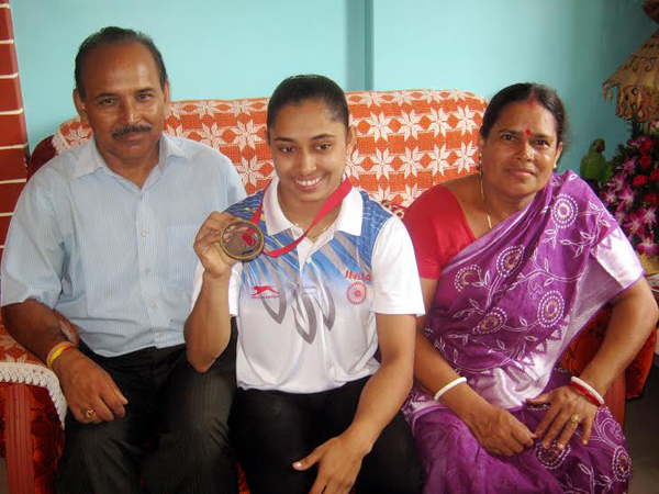 Dipa Karmakar Family Background, Father, Mother, Biography