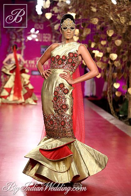Fashion Designer Ritu Beri Biography, Design Collection, Husband, evening wear