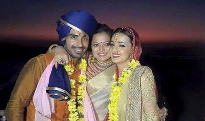 Hindi TV Serial Actor Actress Wedding Photos,7