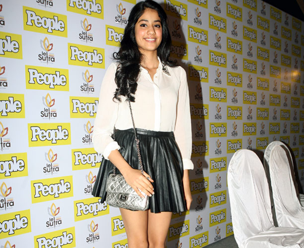 Jhanvi Kapoor Age, Height, Upcoming Movie