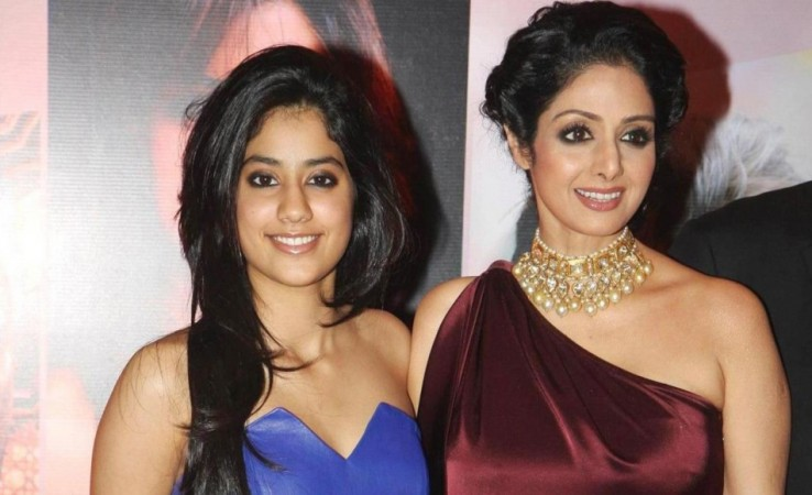 Jhanvi Kapoor Family Photos, Mother, Age, Biography
