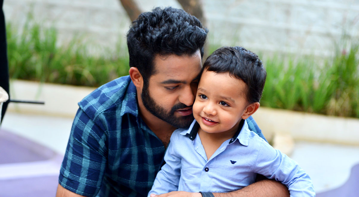 jr ntr family photos, father, wife, son, full name, biography